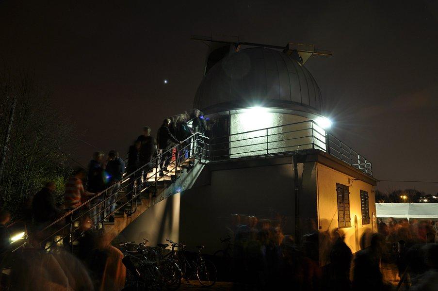 Tag der Astronomie 2012