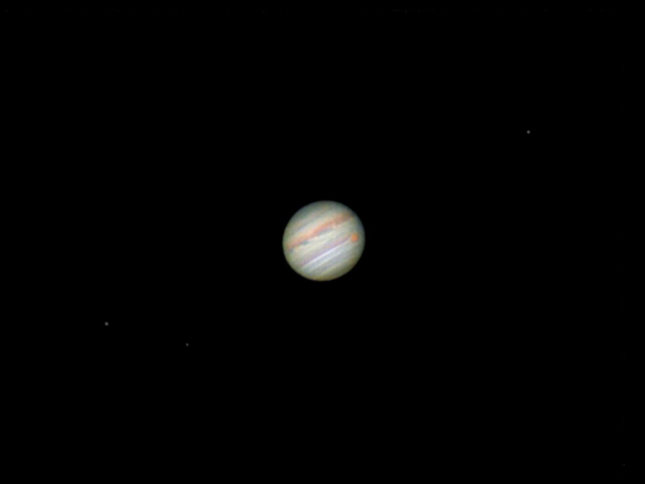 Jupiter am 4.6.2018